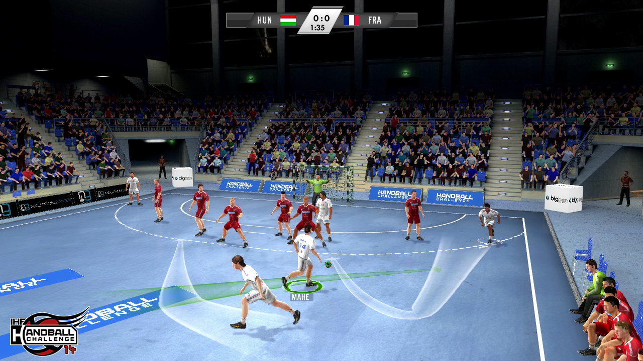 IHF Handball Challenge 14 PAL PROPER XBOX360-STRANGE