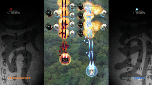 Test Ikaruga Xbox 360 - Screenshot 6