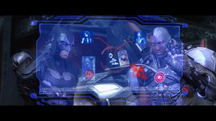 Aperçu Injustice: Les Dieux sont Parmi Nous Xbox 360 - Screenshot 27