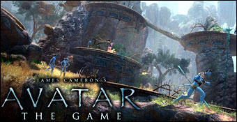 Avatar The Game de James Cameron version XBOX 360