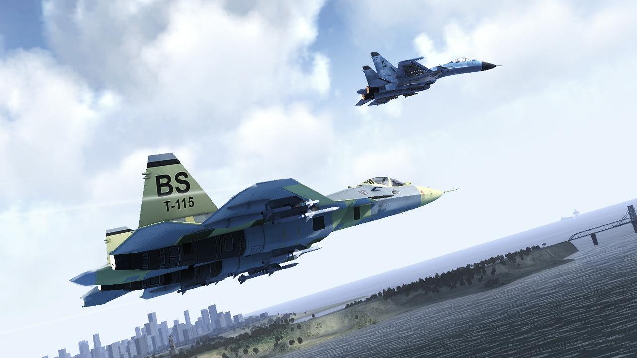 JASF : Jane's Advanced Strike Fighters