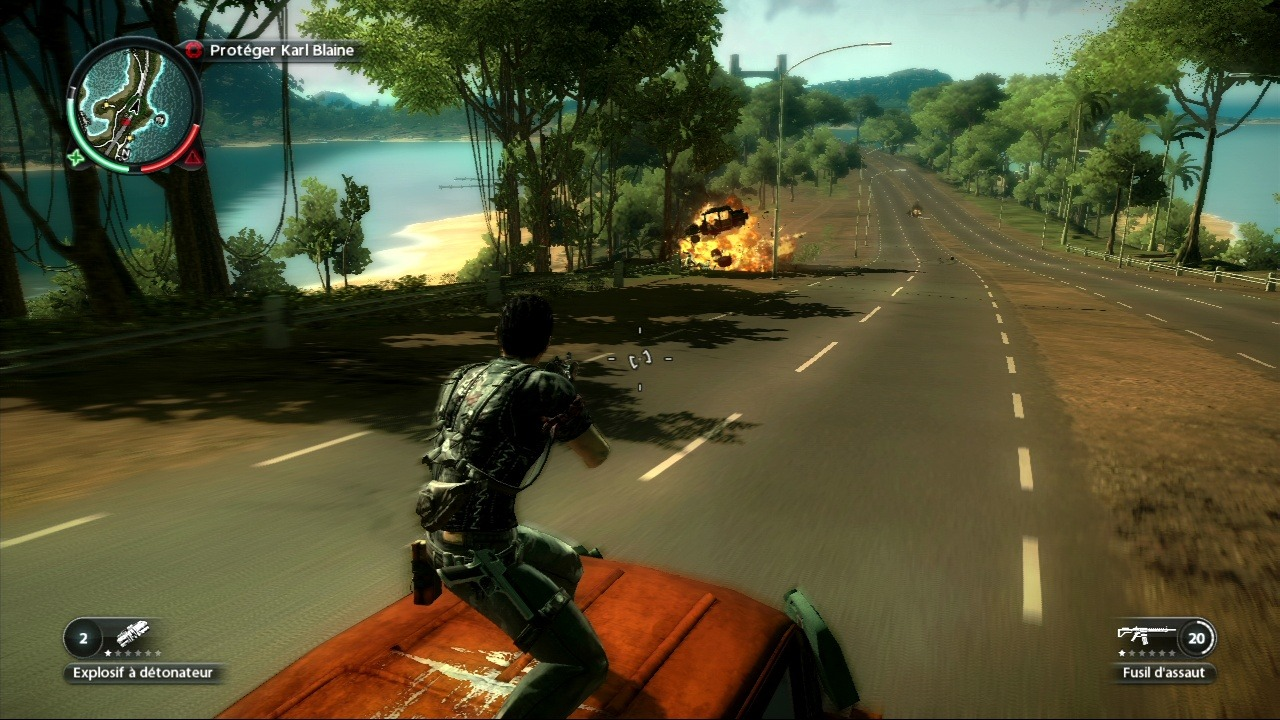 Just Cause 2 Xbox 360 Free Download