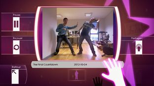 Test Just Dance 4 Xbox 360 - Screenshot 8