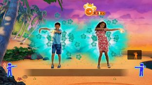 Test Just Dance : Disney Party Xbox 360 - Screenshot 8