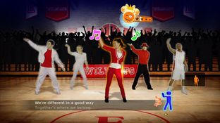 Test Just Dance : Disney Party Xbox 360 - Screenshot 9
