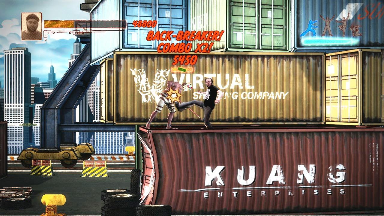 Kung-Fu High Impact