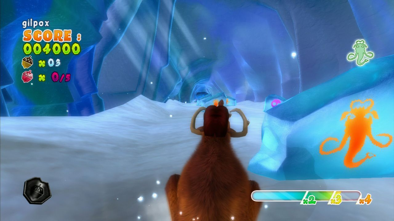 download games from a single link: ice age: continental drift