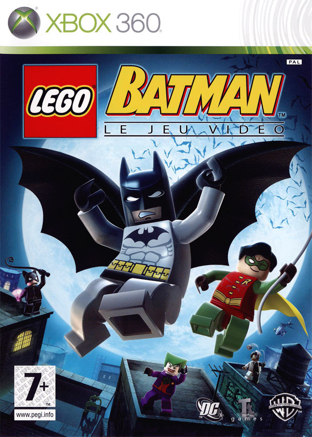 lego batman le jeu vid o sur xbox 360. Black Bedroom Furniture Sets. Home Design Ideas