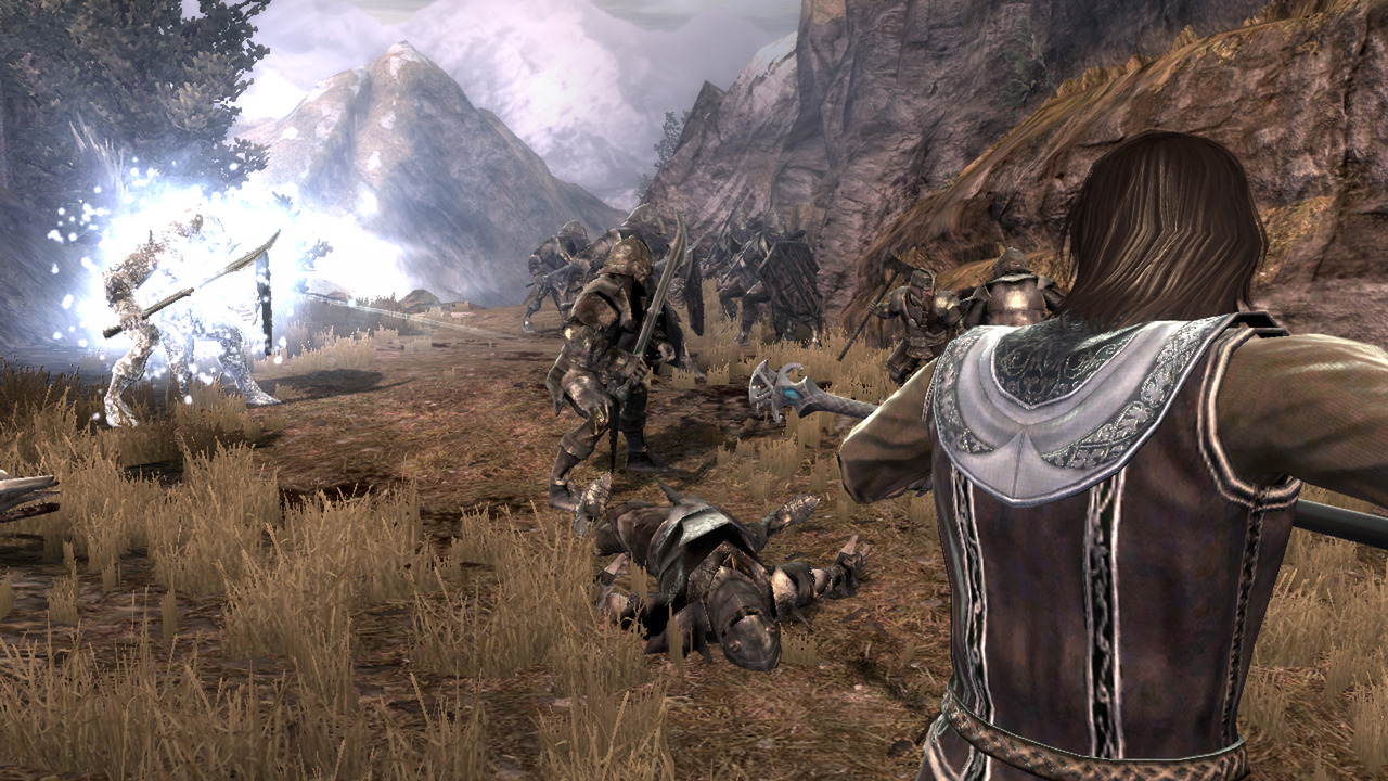 The Lord of the Rings: War in the North Xbox360