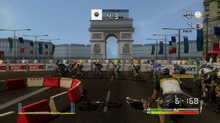 Test Le Tour de France Xbox 360 - Screenshot 6