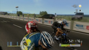 Test Le Tour de France Xbox 360 - Screenshot 7