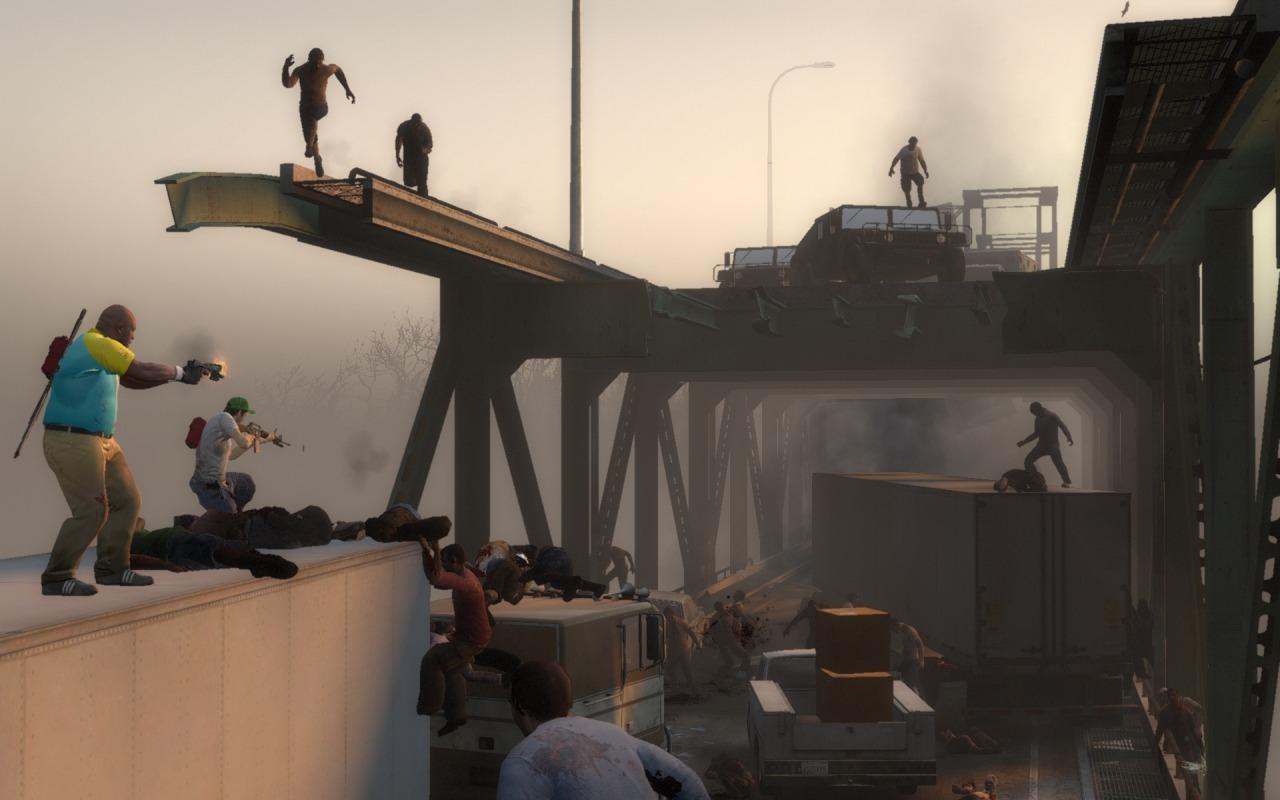 jeuxvideo.com Left 4 Dead 2 - Xbox 360 Image 4 sur 161