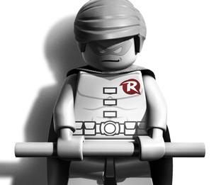 Xbox 360 UP] [Exc] [Xbox 360] Lego Batman 2 : DC Super]
