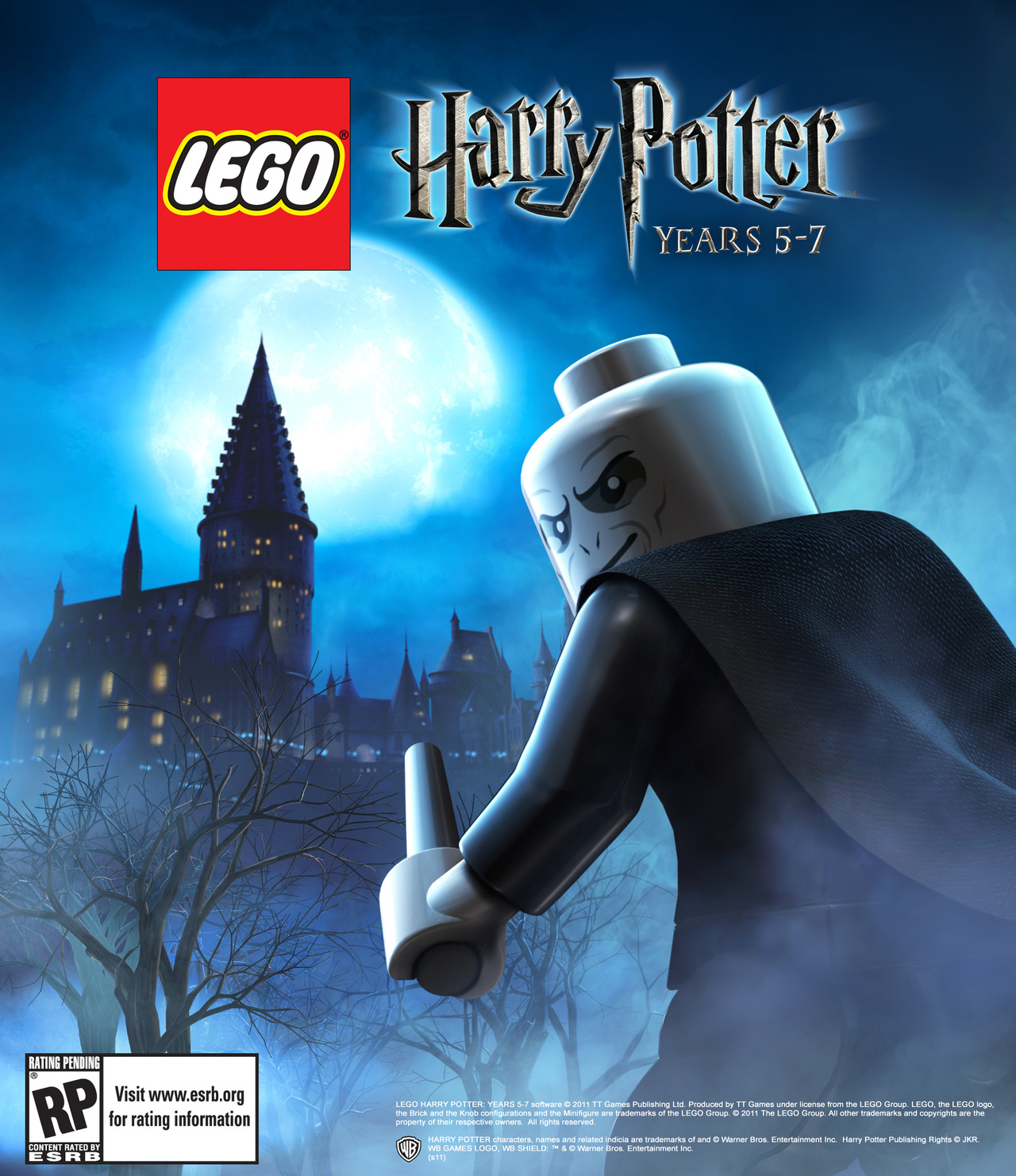 Warner annonce Lego Harry Potter : Années 5 a 7