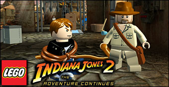 LEGO Indiana Jones 2 : L'Aventure Continue