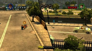 Test Lego Indiana Jones 2 : L'Aventure Continue Xbox 360 - Screenshot 19