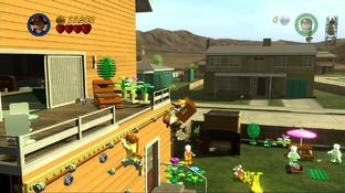 Test Lego Indiana Jones 2 : L'Aventure Continue Xbox 360 - Screenshot 21