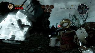 Aperçu LEGO Seigneur des Anneaux Xbox 360 - Screenshot 21