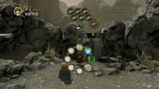 Test Lego Le Seigneur des Anneaux Xbox 360 - Screenshot 36