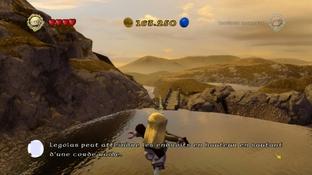 Test Lego Le Seigneur des Anneaux Xbox 360 - Screenshot 37