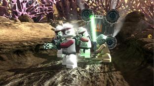 La démo de LEGO Star Wars III sur PSN