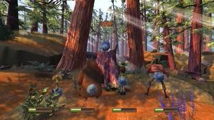 Test Les Rebelles De La Foret Xbox 360 - Screenshot 21
