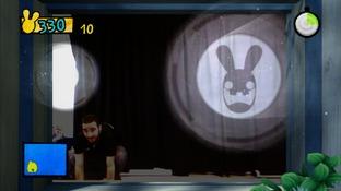 Test Les Lapins Crétins Partent en Live Xbox 360 - Screenshot 47
