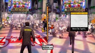 Test Les Lapins Crétins Partent en Live Xbox 360 - Screenshot 48