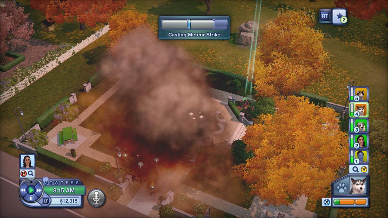 jeuxvideo.com Les Sims 3 : Animaux & Cie - Xbox 360 Image 35 sur 118
