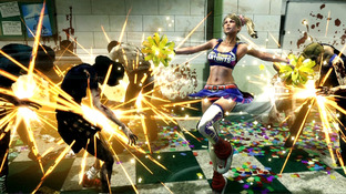 Xbox 360 [Exc] Lollipop Chainsaw -SPARE [Region Free]