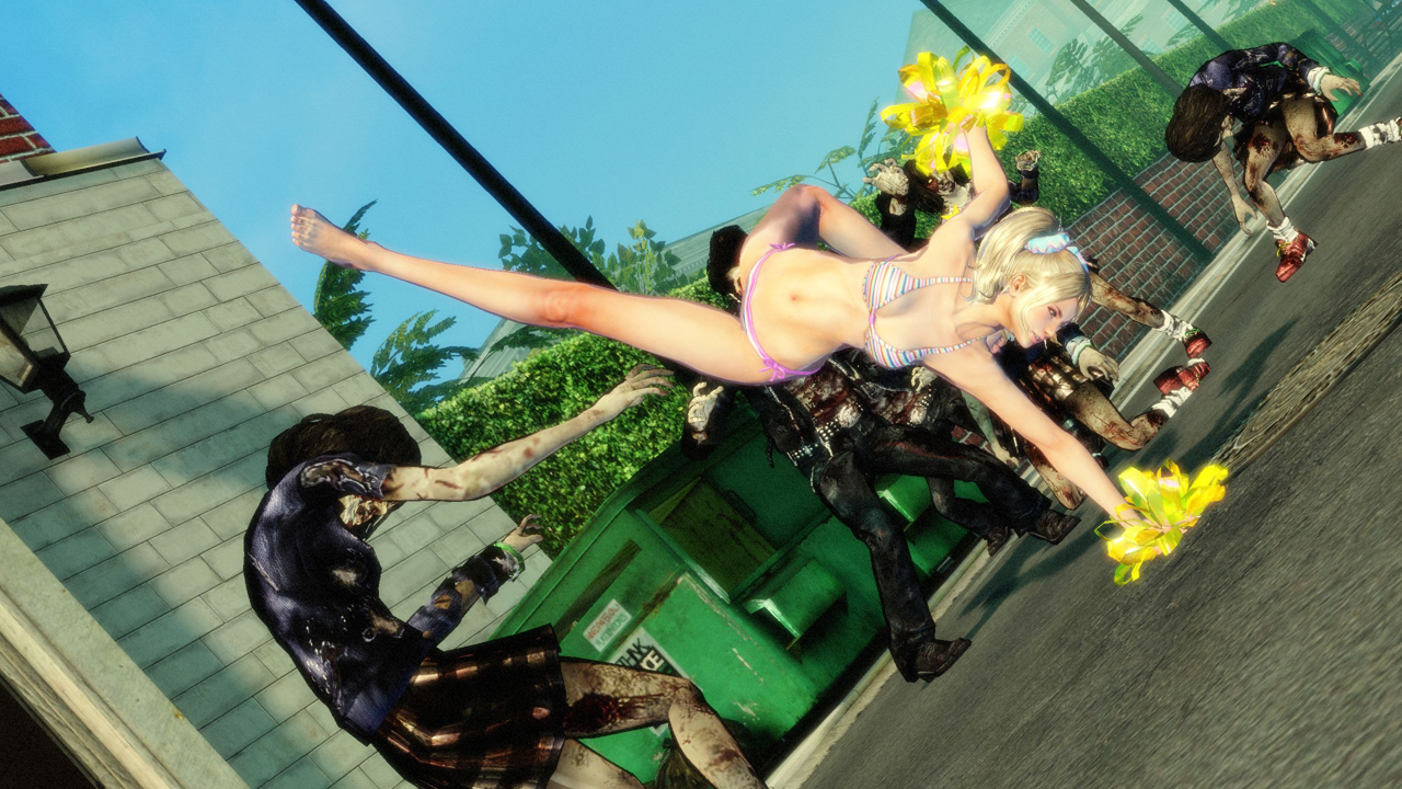 Images Lollipop Chainsaw Xbox 360 - 112