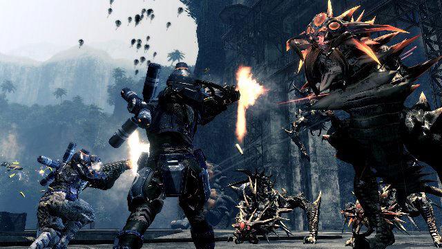 jeuxvideo.com Lost Planet 2 - Xbox 360 Image 37 sur 418
