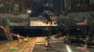 Le Seigneur des Anneaux : L'Age des Conquêtes Xbox 360