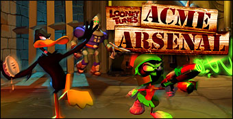 Looney Tunes : Acme Arsenal