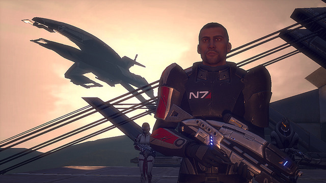 Images Mass Effect Xbox 360 - 22