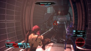 Test Mass Effect Xbox 360 - Screenshot 120