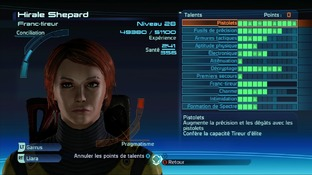 Test Mass Effect Xbox 360 - Screenshot 121