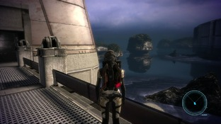 Test Mass Effect Xbox 360 - Screenshot 122