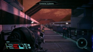 Test Mass Effect Xbox 360 - Screenshot 125