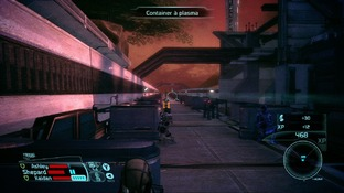 Test Mass Effect Xbox 360 - Screenshot 126