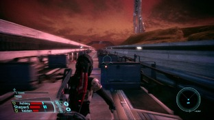 Test Mass Effect Xbox 360 - Screenshot 127