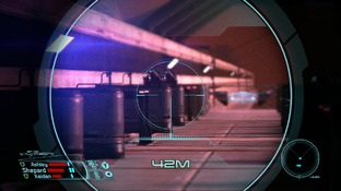 Test Mass Effect Xbox 360 - Screenshot 128