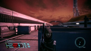 Test Mass Effect Xbox 360 - Screenshot 129