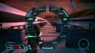 Test Mass Effect Xbox 360 - Screenshot 130
