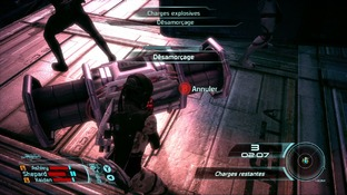 Test Mass Effect Xbox 360 - Screenshot 131