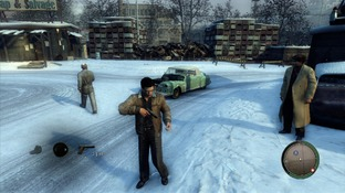 Test Mafia II Xbox 360 - Screenshot 170