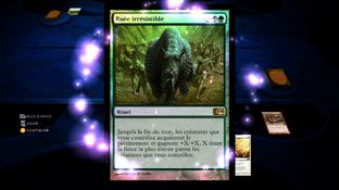 Test Magic : The Gathering : Duels of the Planeswalkers 2014 Xbox 360 - Screenshot 11