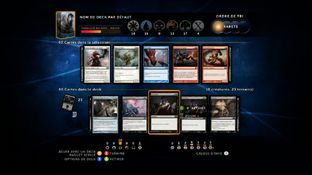 Test Magic : The Gathering : Duels of the Planeswalkers 2014 Xbox 360 - Screenshot 12