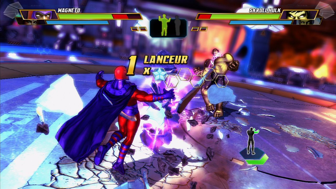 Images Marvel Avengers : Battle for Earth Xbox 360 - 26