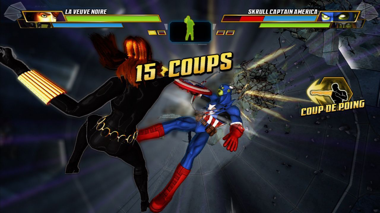 Images Marvel Avengers : Battle for Earth Xbox 360 - 30